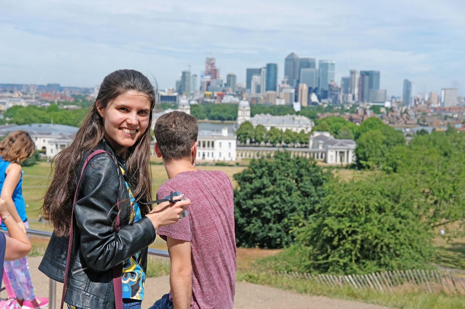 Sightseeing in Greenwich at the Royal Observatory