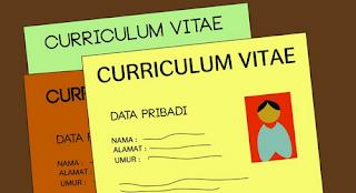 5 Contoh CV Menarik & Pasti Menghantarkanmu Kemeja Wawancara