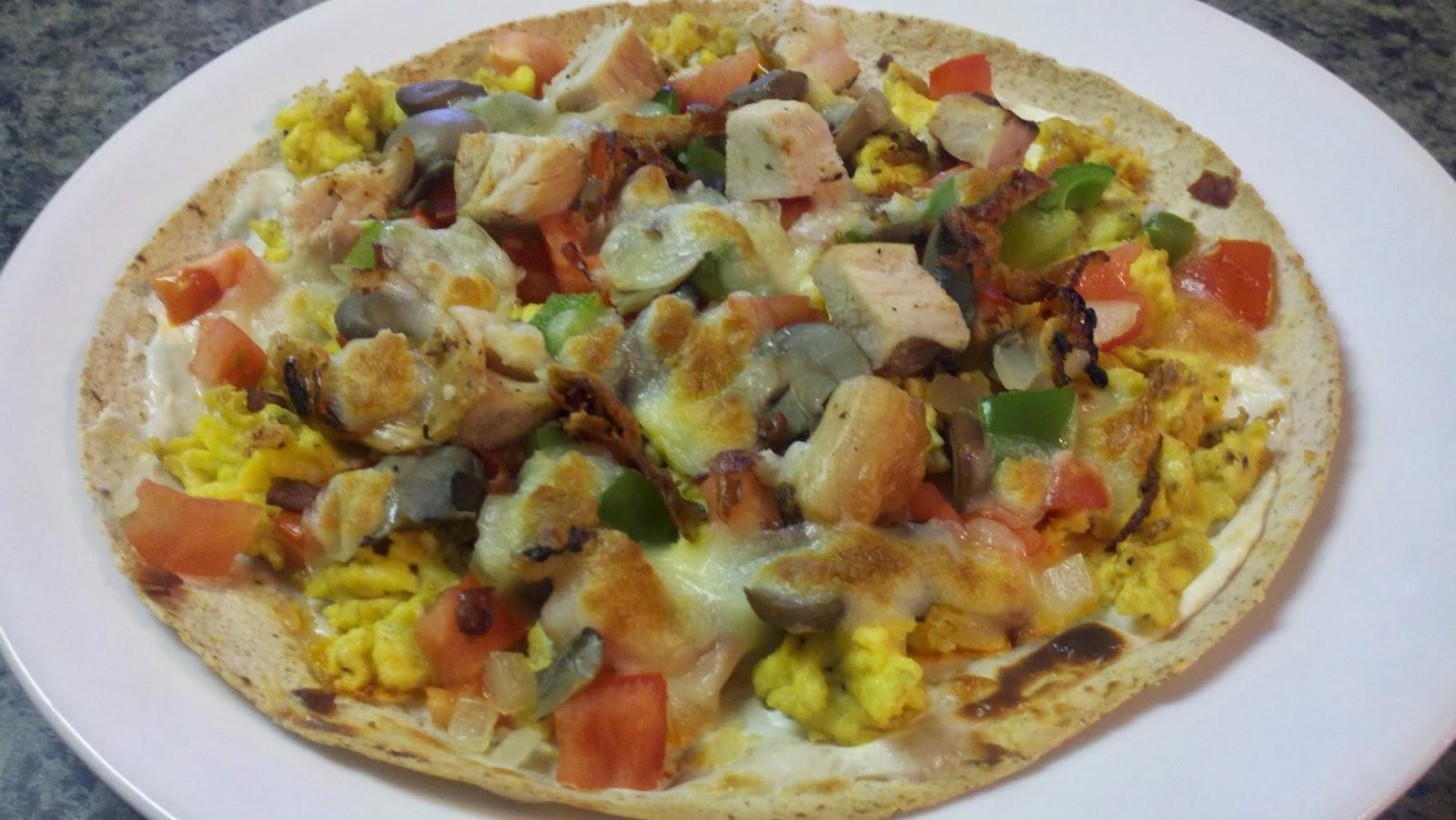 The Trim Recipe Box: Breakfast Pizza - S