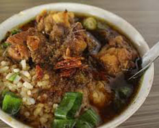 Resep praktis (mudah) soto grombyang spesial (istimewa) khas pemalang enak, sedap, gurih, nikmat lezat