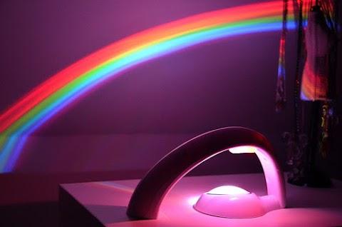 RAINBOW projektor