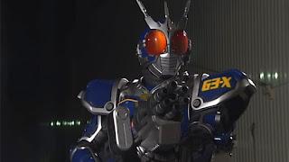 Kamen Rider G3-X