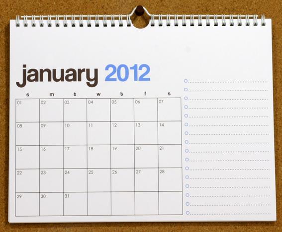 Nice Calendar Design : Jeri s organizing decluttering news wall calendars