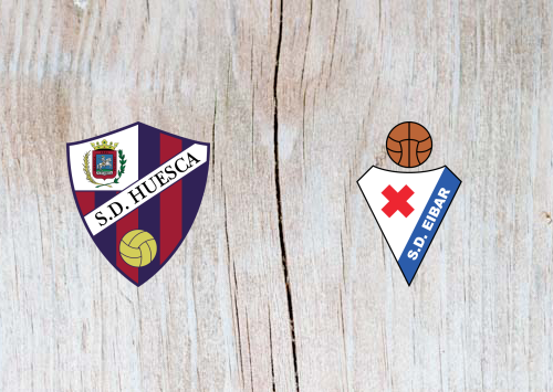 SD Huesca vs Eibar - Highlights 23 April 2019
