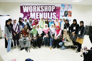 workshop menulis