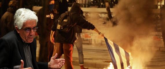 Τρικυμία εν κρανίω Παρασκευόπουλου… και Ελληνική Σημαία...!