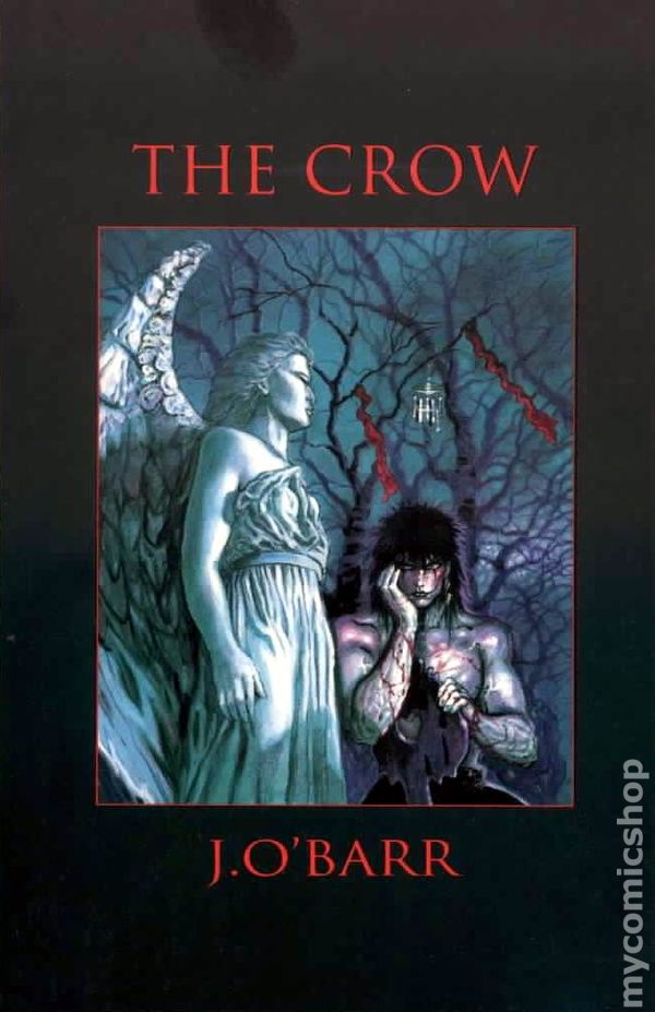James O'Barr The Crow