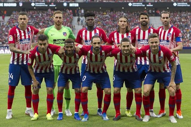 İspanya Ligi'nde Şampiyon Olan Takımlar Atletico Madrid - Kurgu Gücü