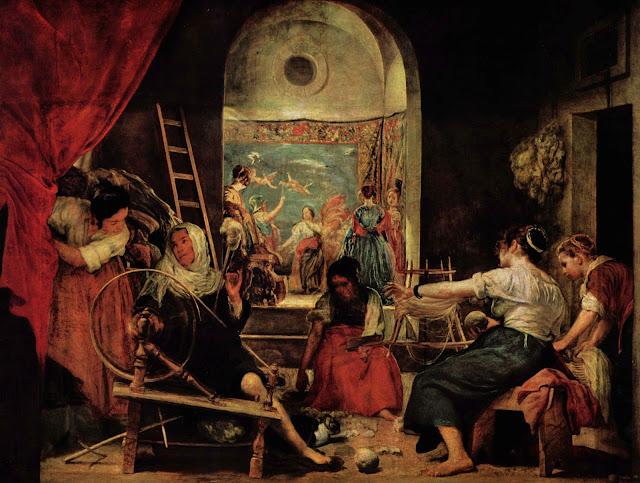 Poesía y pintura. Hoy, con Francisco de Rioja y Diego Velázquez