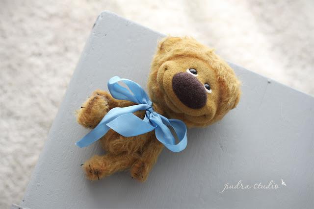handgemachte teddybaer