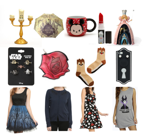A VERY DISNEY CHRISTMAS WISHLIST EYELINERFLICKS
