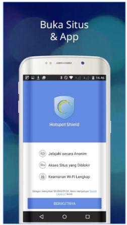 Aplikasi Mengakses Website Terblokir Android