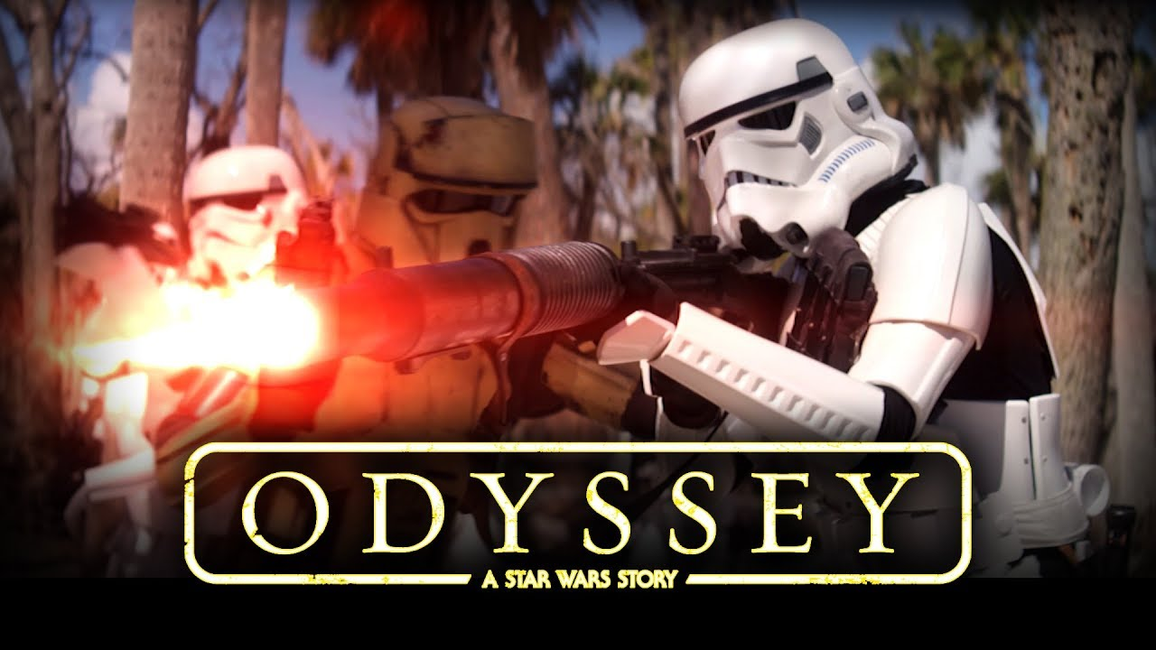 Featured Video: The New Fan Film - Star Wars: Odyssey - A Star Wars Story