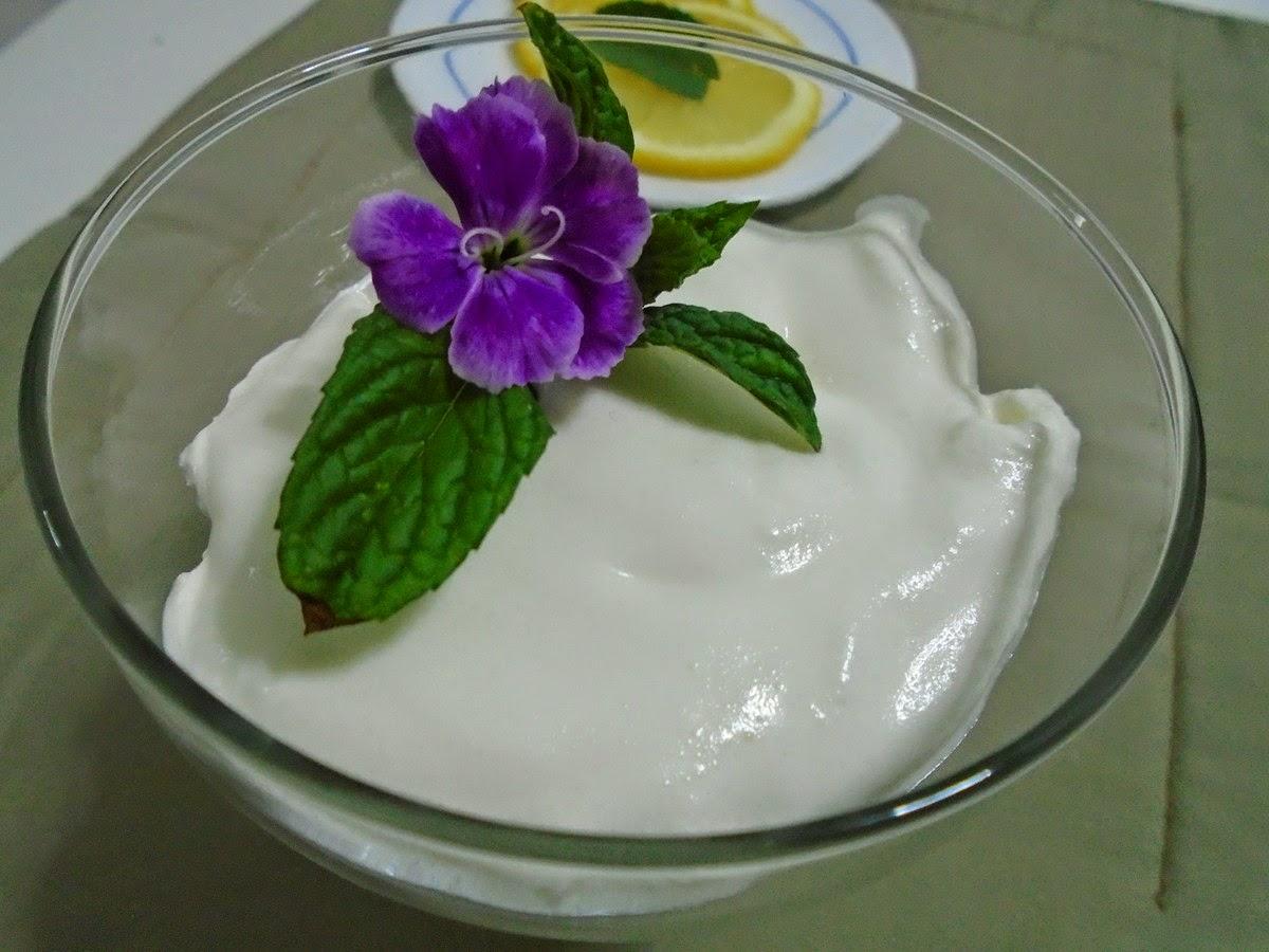 Como hacer Sour Cream o Crema Agria