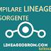 COMPILARE LINEAGEOS DA SORGENTE