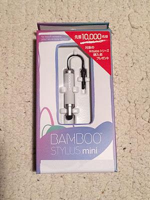 BAMBOO STYLUS mini