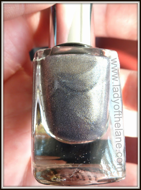 Dielle Nail Varnish in Metallic Dignity