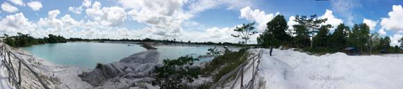 panorama-danau-kaolin-belitung