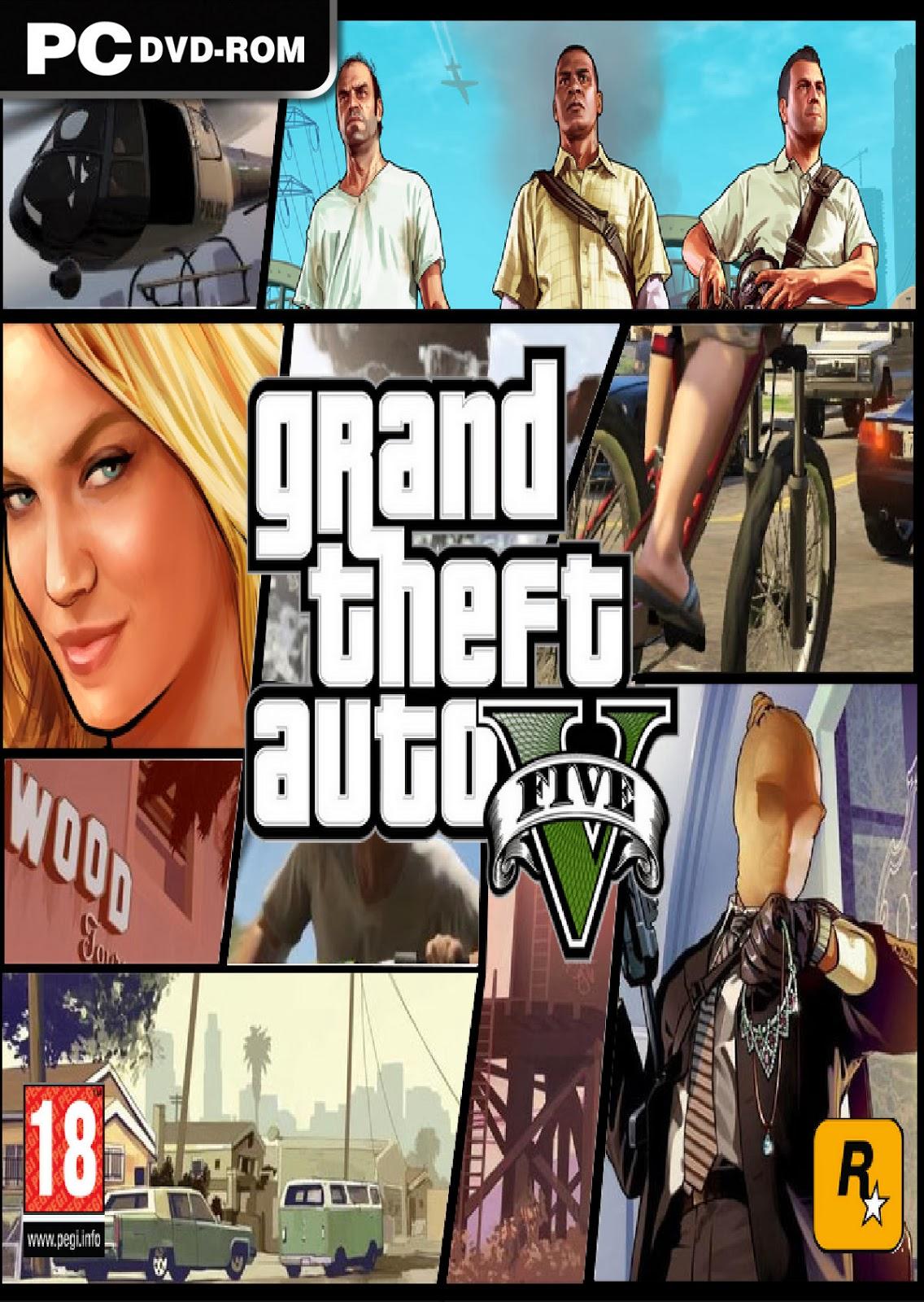 7 mai 2018 ... Grand Theft Auto 5 Télécharger pour PC est disponible et en ligne à partir des  liens sur cette page. Assurez-vous que vous avez assez...
