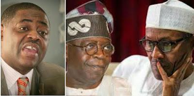 Photos of Fani-Kayodr, Bola Tinubu, Muhammadu Buhari