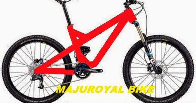 Toko Sepeda Online Majuroyal Paket Murah Merakit Sepeda Mtb