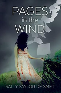 Pages in the wind - a thriller by Sally Saylor De Smet
