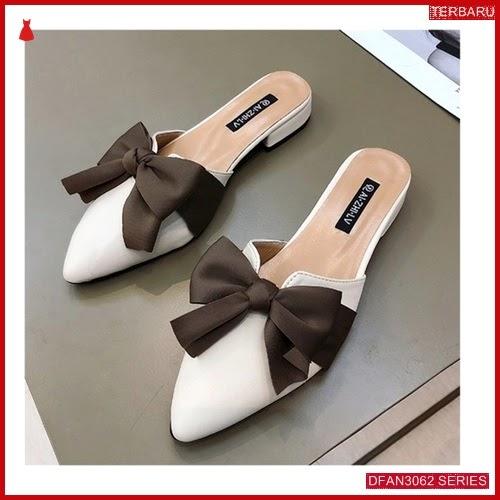 DFAN3062S124 Sepatu Dw20 Hak Tahu Wanita Sepatu Hak BMGShop