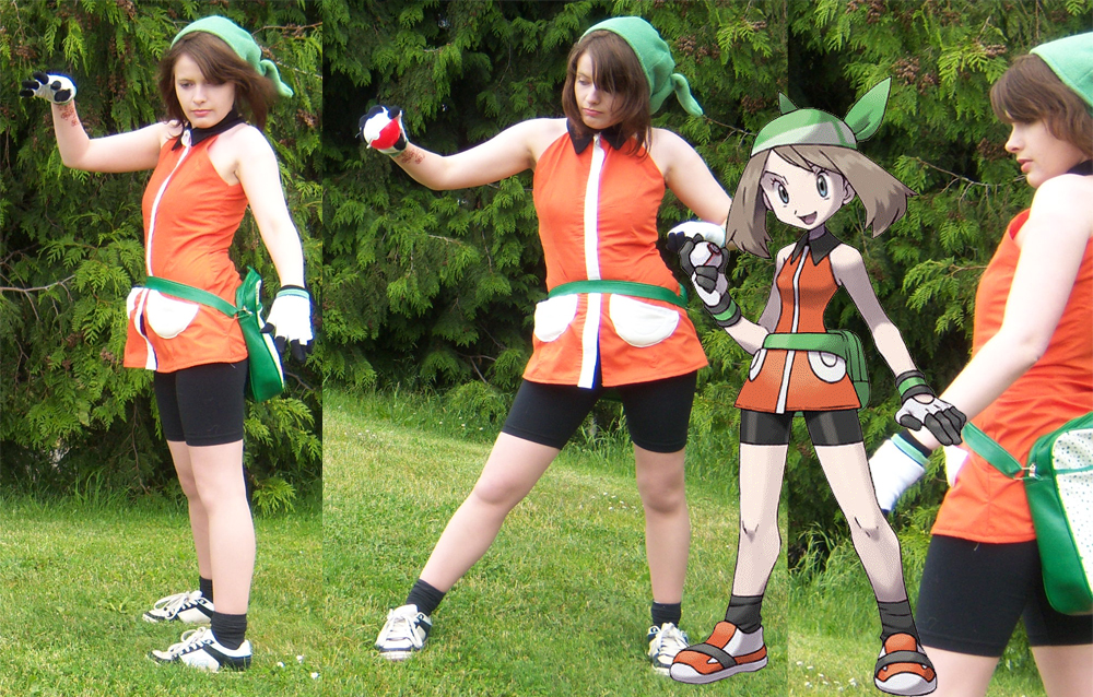 Pokemon Cosplay Costumes & Popular Cosplay: May 2011
