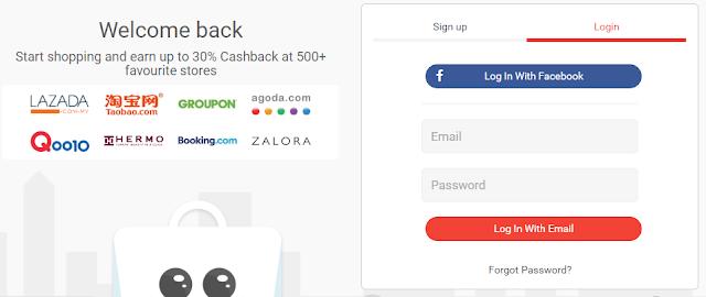 Shopping online dan dapat ganjaran hanya di ShopBack