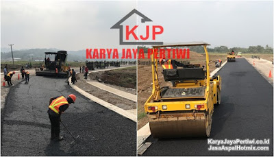 Kontraktor Aspal Hotmix Bandung, Jasa Pengaspalan Jawa Barat
