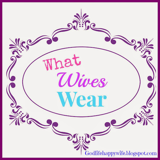 What Wives Wear:Menswear Inspired