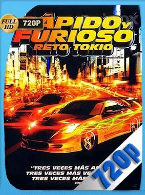 Rapidos y Furiosos 3 (2006)HD [720P] Latino [GoogleDrive] DizonHD