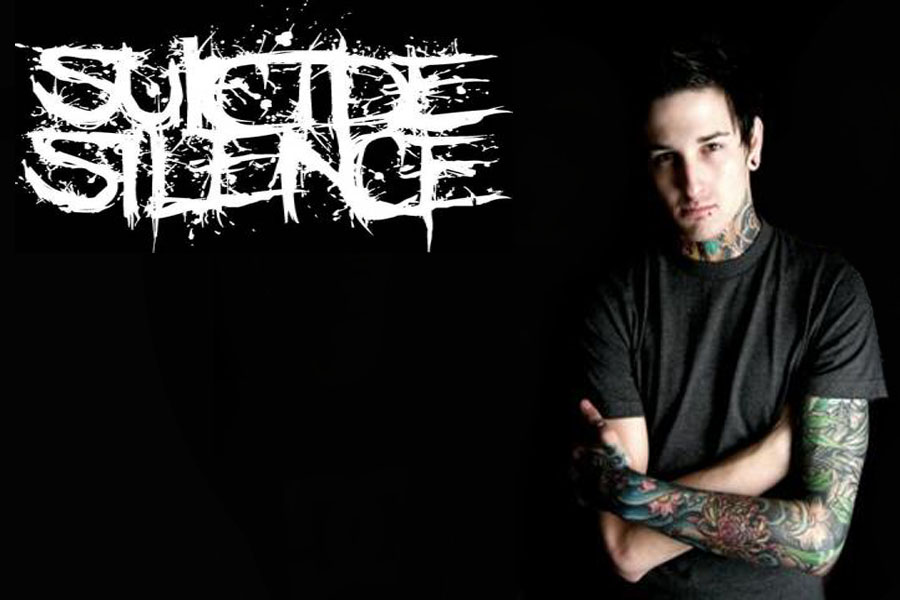 pin wallpapers suicide silence - photo #40