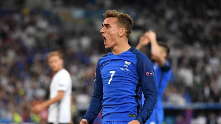 Daftar Top Scorer Pencetak Gol Assist Euro 2016