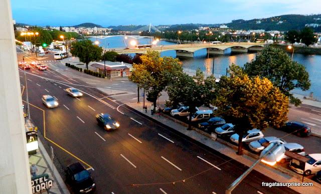 Estacionamento público em Coimbra