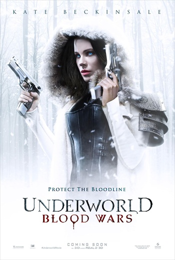 Underworld Blood Wars 2016 English HDCAM x264 700MB