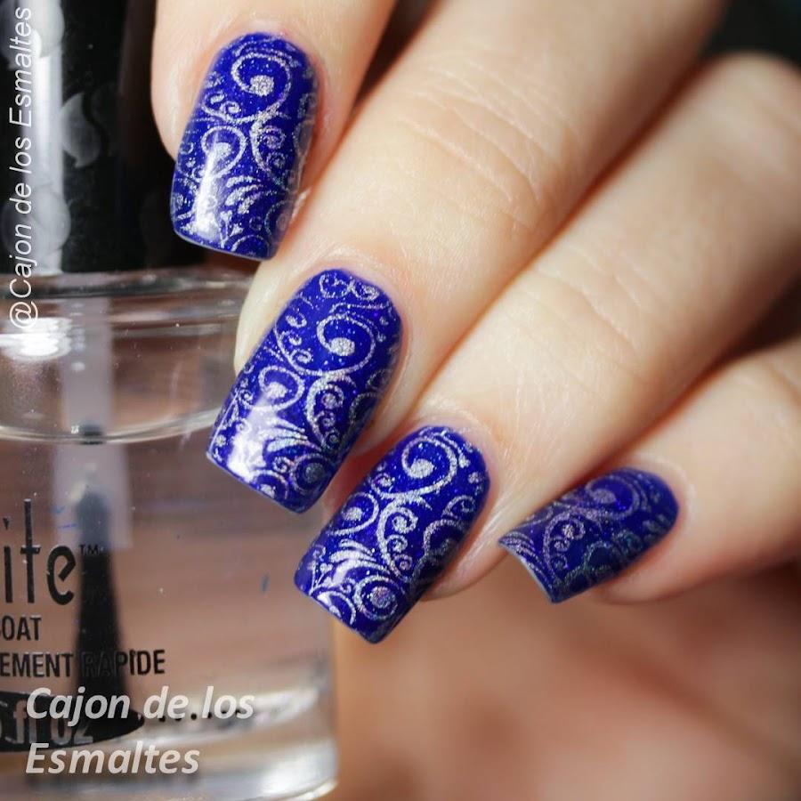 Diseños de uñas de encaje BC-04