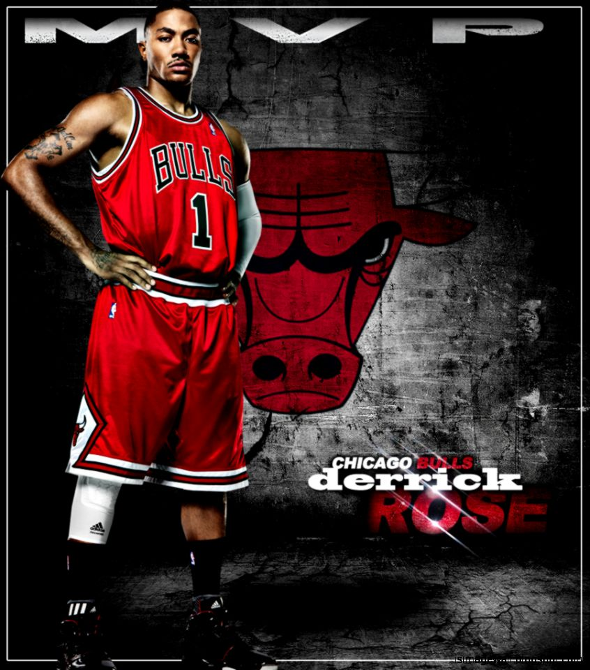 b7667527dc6b View Original Size. Derrick Rose Bulls Wallpapers Wallpaper Cave Image  source from this