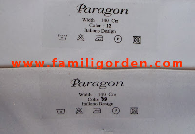 Gorden Semi Blackout PARAGON 2