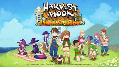Cara Download Harvest Moon Light of Hope Gratis di Android