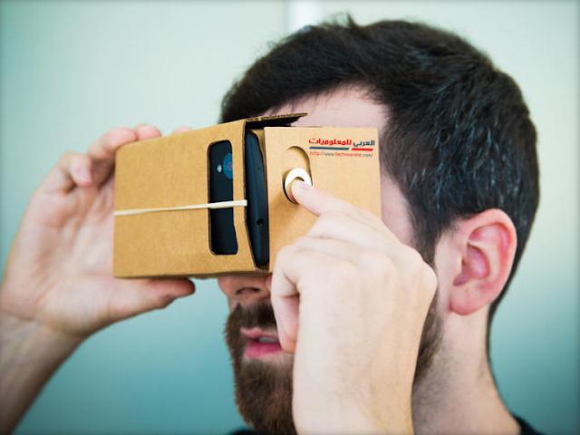 الواقع الافتراضي: جوجل تعمل على نسخة VR لمتصفحها كروم على هواتف الأندرويد