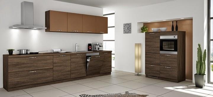 Marzua cocinas de madera modernas - Cocina de madera moderna ...