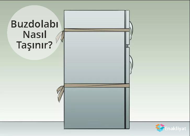 Buzdolabı nasıl taşınır