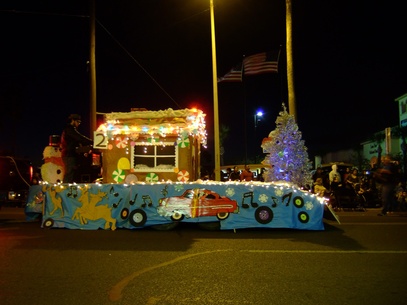 Christmas float ideas for parade 2015 happy new year for Princess float ideas