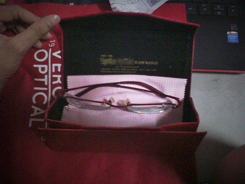 may 2016 verona optical sm muntinlupa nice eyeglass magnetic case