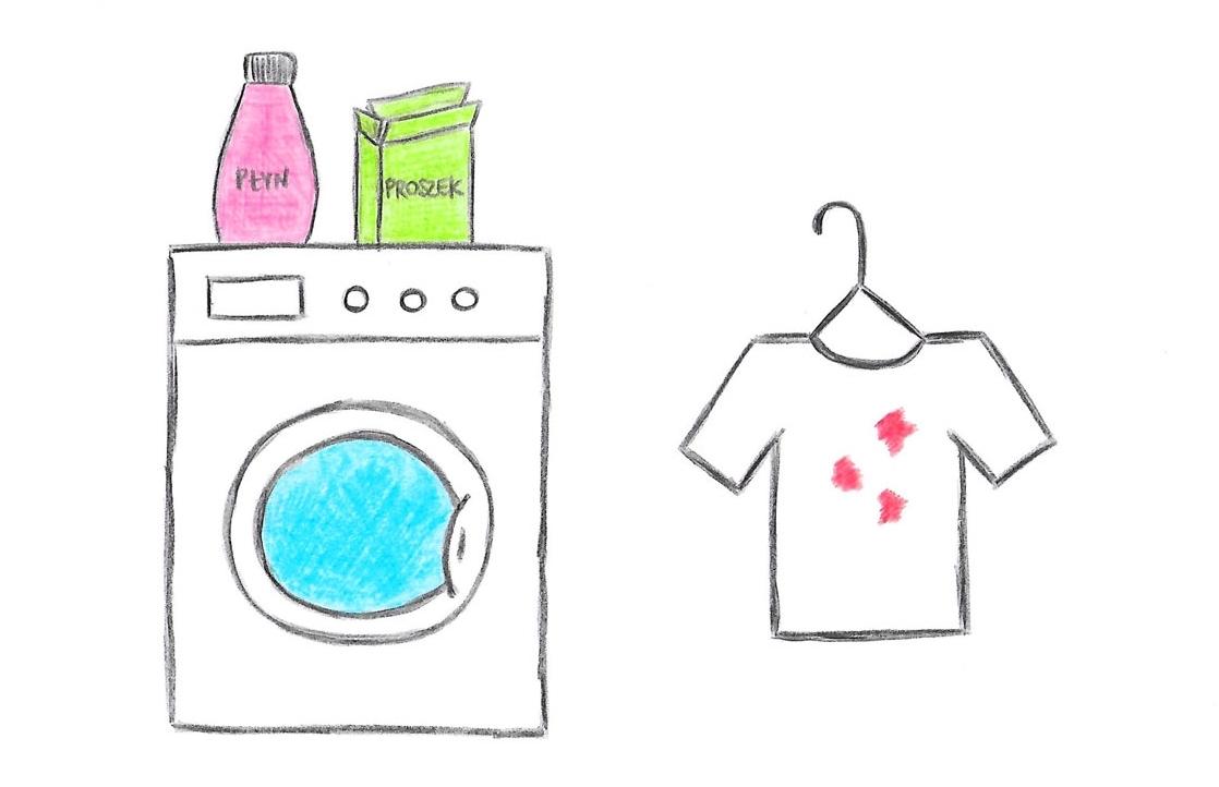 Z pamiętnika kury domowej: 4 sprawdzone sposoby na usunięcie plamy z krwi z ubrania.
