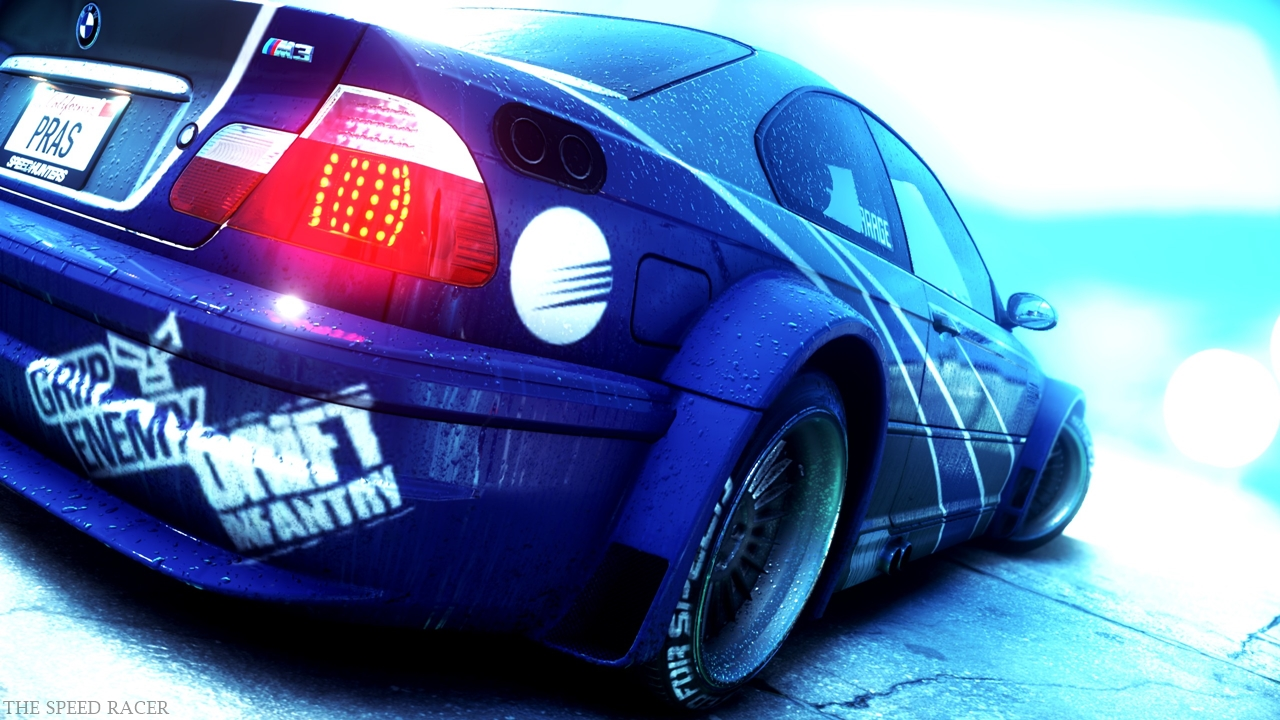Need For Speed 2015 Bmw M3 Gtr E46 Deluxe Edition