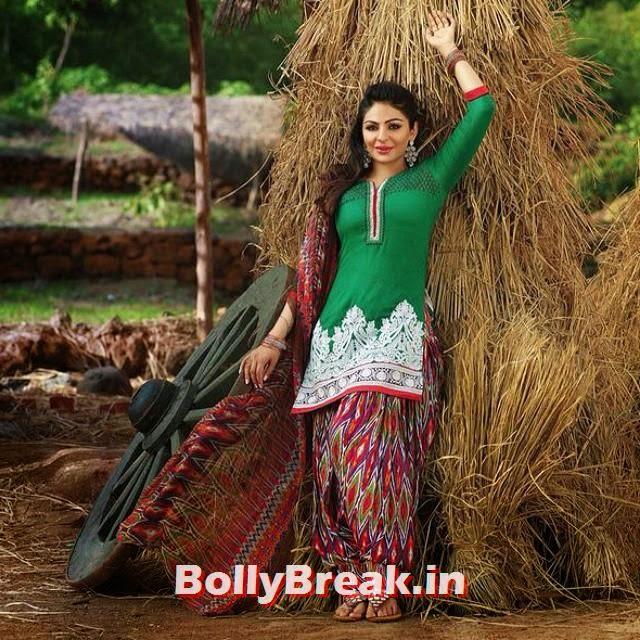 Neeru Bajwa In Punjabi Suits Neeru Bajwa Punjabi Ja...