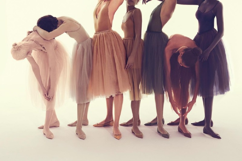 Christian Louboutin ballerina flats Solasofia