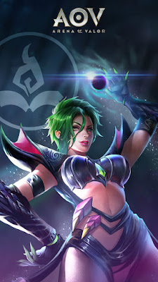 Wallpaper AOV - Natalya